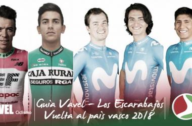 Guía VAVEL: Los cinco colombianos presentes en la Vuelta al País Vasco 2018