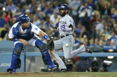 Los Angeles Dodgers Host Colorado Rockies In Three-Game Weekend Series