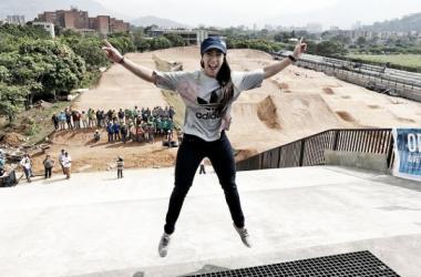 Medellín será la sede del Mundial de BMX del 2016. Foto: Comité Olímpico Colombiano.