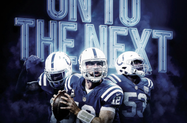 Los Colts enfrentarán a Kansas City el próximo sábado // Foto: NFL