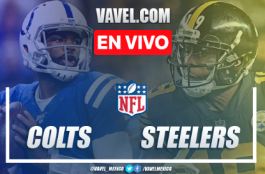 Resumen y touchdowns: Indianápolis Colts 24-26 Pittsburgh Steelers en NFL 2019