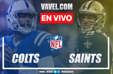 Resumen y Touchdowns: Indianapolis Colts 7-34 New Orleans Saints en NFL 2019