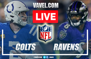 Touchdowns and Highlights of Colts 25-31 Ravens on NFL 2021