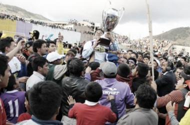 Comerciantes Unidos es el nuevo campeón de la Segunda División 2015.