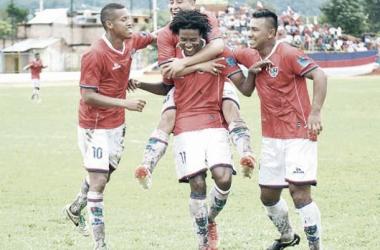 Unión Comercio quedó tercero de su grupo en la Copa Inca 2015 / Foto: peru.com
