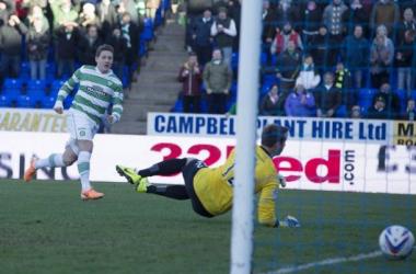 Celtic fecha ano de 2013 com vitória sobre Inverness CT