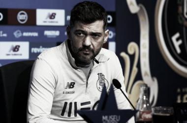 Sérgio Conceicao espera con tranquilidad su próximo encuentro ante Estoril / www.fcporto.pt