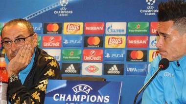 """Sarri: """"Si en Turquía tenemos la misma actitud que en Turín se lo pondremos muy difícil al Besiktas"""""""
