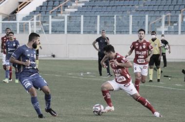 Confiança 1 a 0 Vila Nova (AD Confiança / Divulgação)