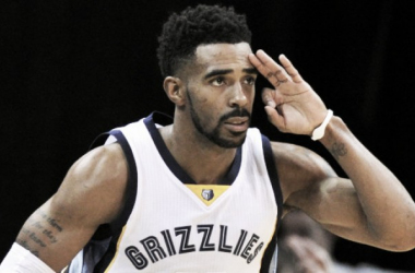 Can Mike Conley make his first All-Star team? Photo: NBC Sports