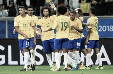 Marcelo y Casemiro ganan en confianza