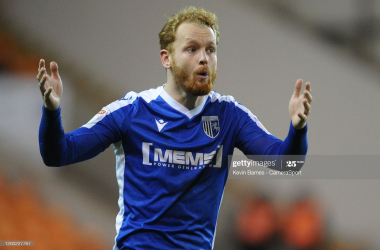 Gillingham 1-0 Southend United: Gills get campaign underway with a win despite Jackson's red