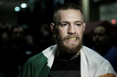 Conor McGregor has little respect for the wrestling profession (image: foxsports.com)