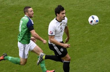 Russia 2018: Germania sul velluto, 2-0 all'Irlanda del Nord.