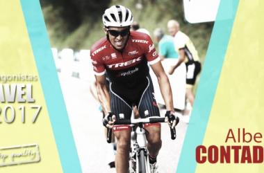 Protagonista de Plata. Alberto Contador: el último año del pistolero