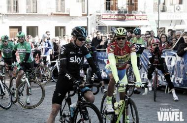 """Alberto Contador: """"Froome está capacitado para ganar el Giro y el Tour"""""""