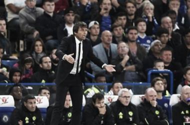 """Conte admite falhas em derrota para o Liverpool: """"Entregamos dois gols"""""""