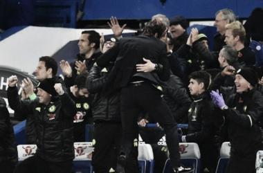 """Antonio Conte elogia exibição do Chelsea diante do Everton: """"É ótimo vencer dessa forma"""""""