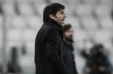 """Antonio Conte lamenta desclassificação da Inter de Milão na Coppa Italia: """"Pagamos o preço por erros no primeiro jogo"""""""