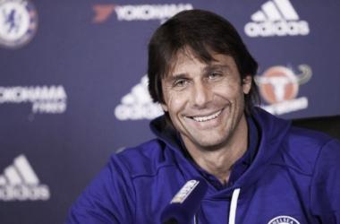 """Antonio Conte: """"Será un partido complicado para los dos equipos"""""""