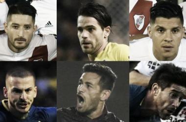 Algunos de los convocados del medio local a la Selección Argentina | Foto: Crónica
