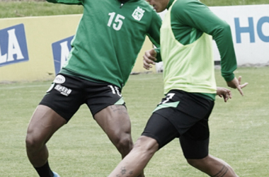 Los 'verdolagas' citados para enfrentar a Santa Fe por los cuartos de final de la Copa BetPlay
