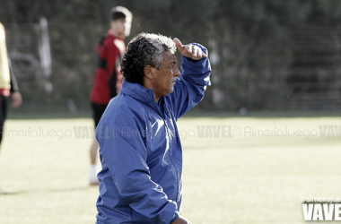 Gorosito ha citado a 18 futbolistas para recibir al Córdoba. (FOTO: @Almeriajuega - VAVEL)