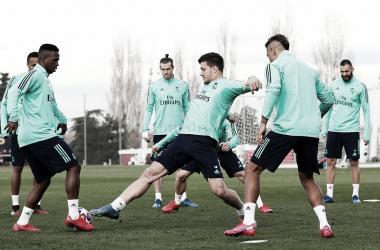 Gareth Bale y Jovic vuelven para la Champions