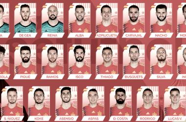 España tiene la plantilla más cara del Mundial