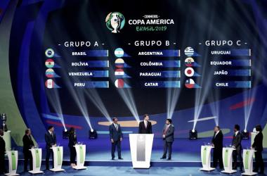 Después de conocerse el sorteo y todos los grupos definidos para una nueva Copa América.