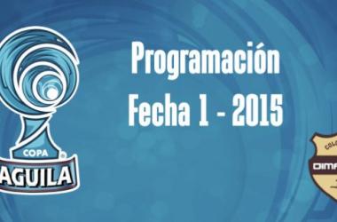 La Copa Águila, lista para comenzar en el 2015