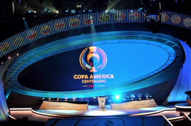 Copa America Centenario Draw: Groups, Matchups Revealed For Summer Competition