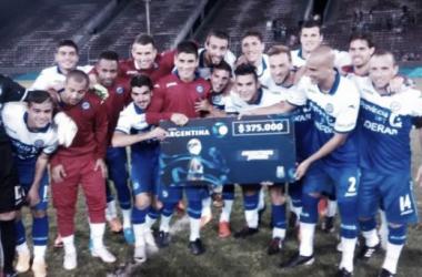 FOTO: Copa Argentina Sitio Oficial