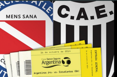 Argentinos Juniors - Estudiantes de Caseros: por un lugar en semifinales