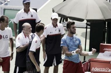 La República Checa se verá las caras ante Alemania (Foto: Copa Davis)