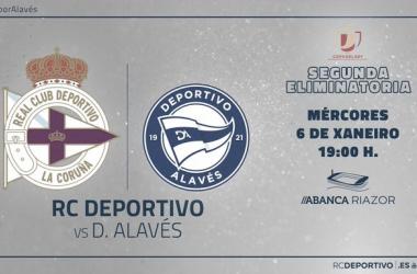 Previa RC Deportivo de La Coruña - Deportivo Alavés: año nuevo, ¿vida nueva?