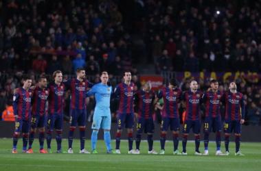Live Copa del Rey 2015 : le match FC Barcelone - Atlético Madrid en direct
