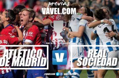 Previa Atlético de Madrid Femenino - Real Sociedad: la historia se escribe en Los Cármenes