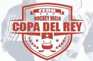 El CHH Txuri Urdin gana la Copa del Rey frente al CH Jaca por 3 a 1