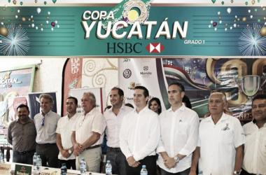 Foto: (Copa Yucatán de Tenis)