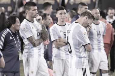Vemu: Missed chances lead to heartbreak for Argentina once again   Stephen Furst - VAVEL USA