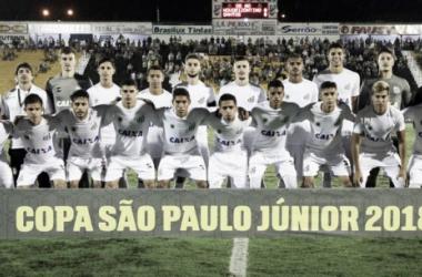 Resultado de Santos 1 (5) x 1 (4) Mirassol pela Copa São Paulo De Futebol Júnior