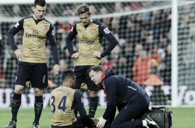 Opinion: Francis Coquelin injury may cost Arsenal title