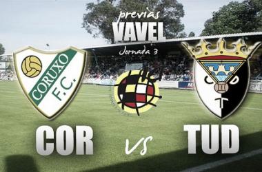 Coruxo FC - CD Tudelano: prueba de fuego en O Vao