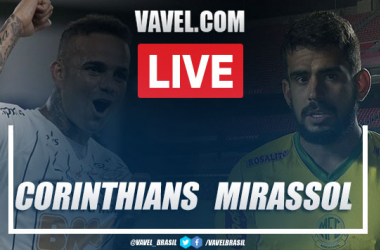 Gols e melhores momentos entre Corinthians e Mirassol pelo Campeonato Paulista (1-0)