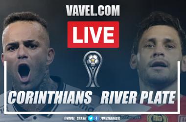 Gols e melhores momentos de Corinthians 4 x 0 River Plate-PAR pela Copa Sul-Americana