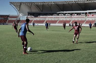 Fotografía: Club Coras F.C.