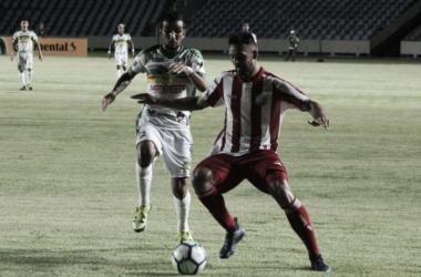No sufoco, Náutico empata com Cordino-MA e se classifica na Copa do Brasil