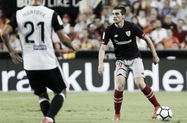 Valencia - Athletic: Puntuaciones Athletic, jornada siete de la Liga Santander