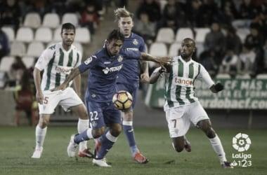 Resumen Córdoba vs Getafe en la Copa del rey 2020 (1-0)